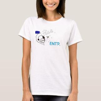 T-shirt ENTP et café