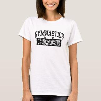 T-shirt Entraîneur de gymnastique