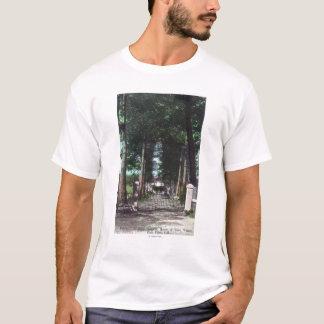 T-shirt Entrée à la vue de Theodore Wagner de maison