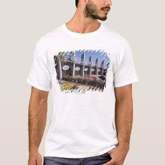T-shirt Entrée au marché d'agriculteurs de Dallas