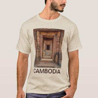 T-shirt Entrée d'Angkor Vat, Cambodge