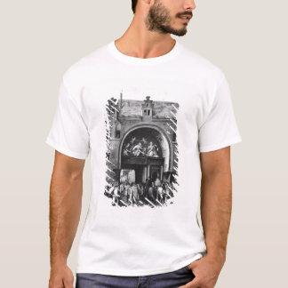 T-shirt Entrée de Hercule Francois de la France