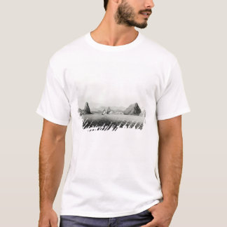 T-shirt Entrée du port du Rio de Janeiro