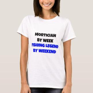 T-shirt Entrepreneur de pompes funèbres par légende de
