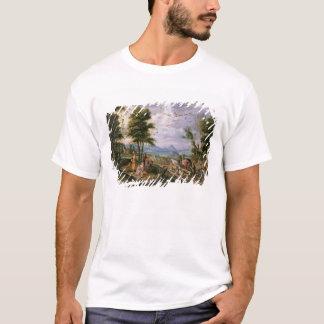 T-shirt Entrer dans l'arche