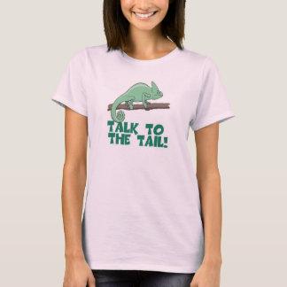 T-shirt Entretien à l'iguane de Lizzard de queue