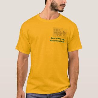 T-shirt envoie à la boucherie la chemise de studio