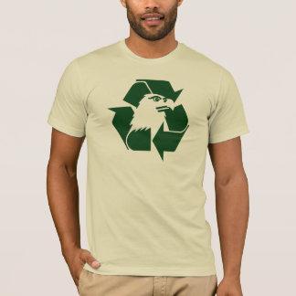 T-shirt EPA réutilisent le logo de l'environnement