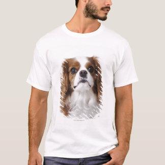 T-shirt Épagneul cavalier du Roi Charles se reposant dans