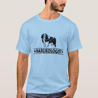 T-shirt Épagneul cavalier humoristique du Roi Charles