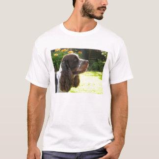 T-shirt Épagneul de springer anglais
