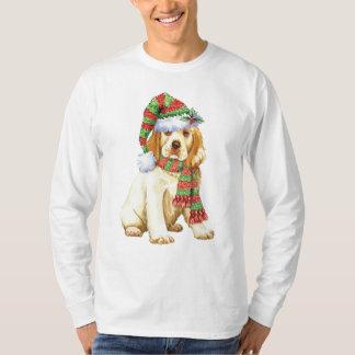 T-shirt Épagneul heureux de Howliday Clumber