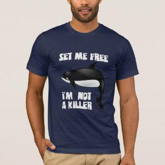 T-shirt Épaulard - orque