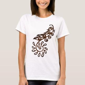 T-shirt épaule 2 de henné