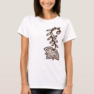 T-shirt épaule de henné