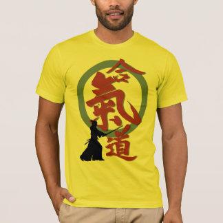 T-shirt Épée d'Aikido