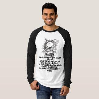T-shirt Épées liquides II