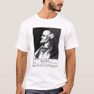 T-shirt Epicurus, gravé par Johann Fredrich Schmidt