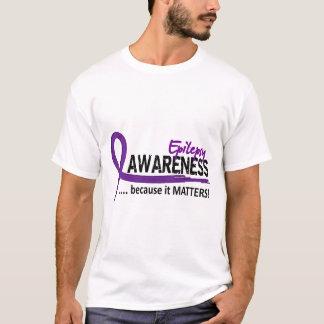 T-shirt Épilepsie de la conscience 2