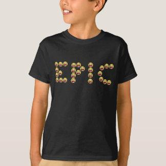 T-shirt épique de mosaïque