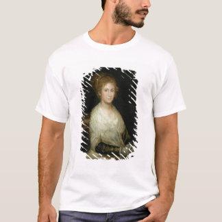 T-shirt Épouse de Josepha Bayeu (d.1812) de portrait