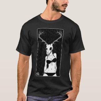 T-shirt épouse de trophée (foncée)