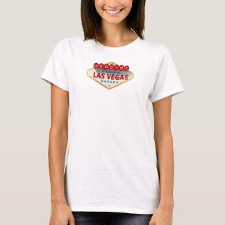 T-shirt Épouser dans la chemise de Las Vegas