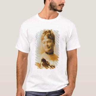 T-shirt Épouses de Custer de lard d'Elizabeth 1842-1933)