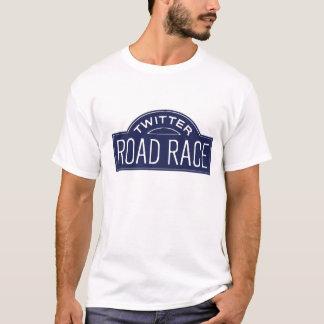 T-shirt Épreuve sur route de gazouillement