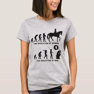 T-shirt Équestre