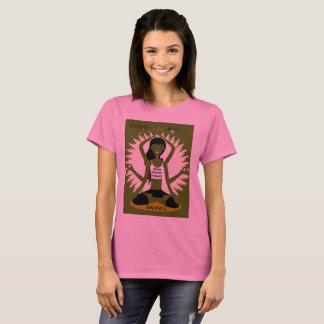 T-shirt Équilibre, amour et croissance manifestes