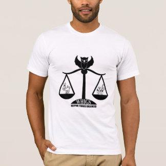 T-shirt Équilibre de libéraux