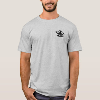 T-shirt Équipage de mât de canalisation d'Elissa 2015