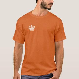 T-shirt Équipage de nettoyage du jour du paddy de St de