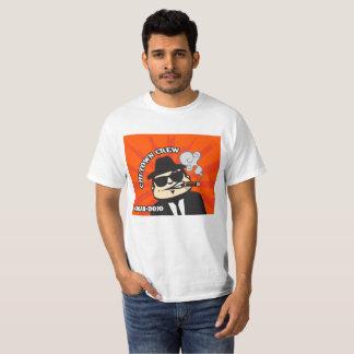 T-shirt Équipage de ville de Chi
