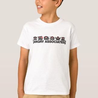 T-shirt Équipage fâché