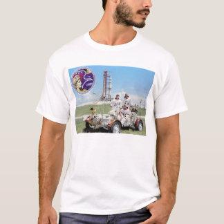 T-shirt Équipage principal d'Apollo 17