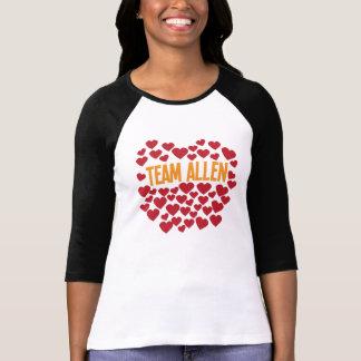 T-shirt Équipe Allen