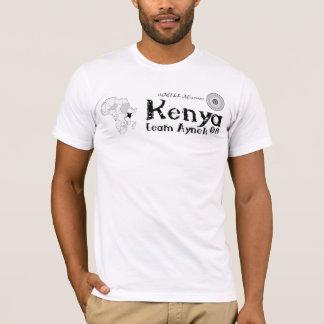 T-shirt Équipe Aynek du Kenya