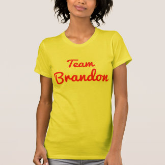T-shirt Équipe Brandon