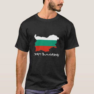 T-shirt Équipe Bulgarie ! T