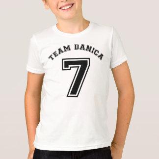 T-shirt Équipe Danica