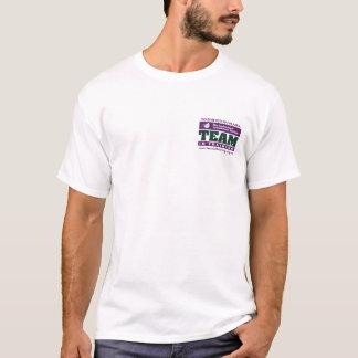 T-shirt Équipe dans la pièce en t de performance de