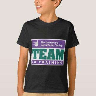 T-shirt Équipe dans l'habillement de formation