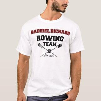 T-shirt Équipe d'aviron de Gabriel Richard