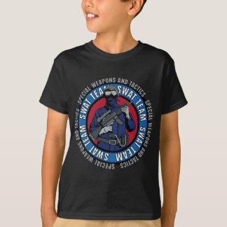 T-shirt Équipe de choc