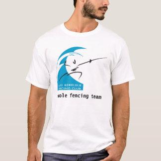 T-shirt Équipe de clôture de Haole