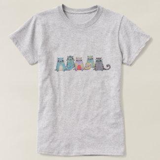 T-shirt Équipe de CryptoKittie