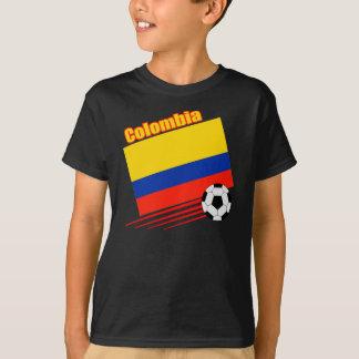 T-shirt Équipe de football de la Colombie