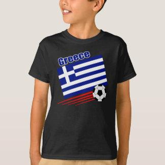 T-shirt Équipe de football grecque